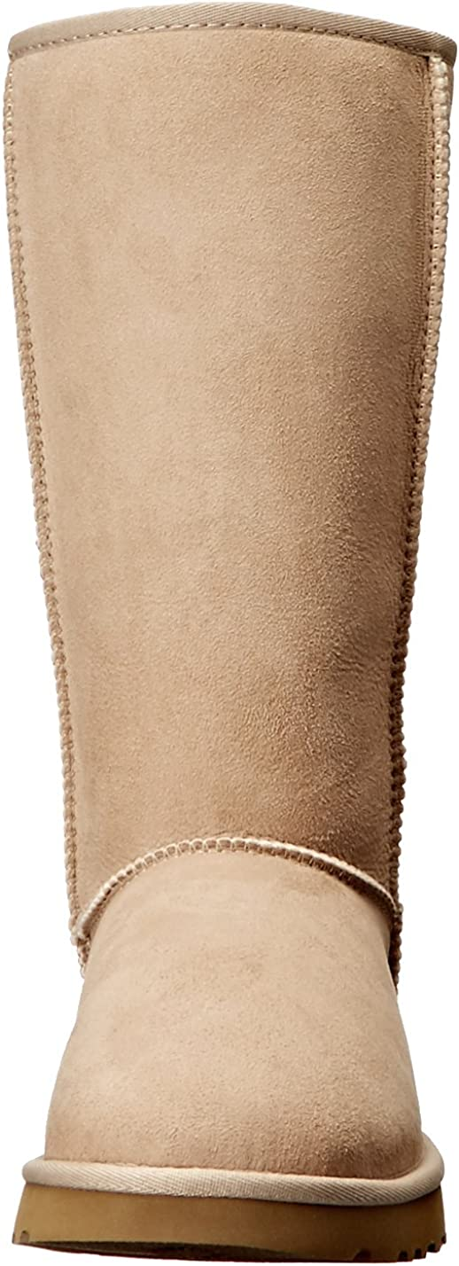 UGG Classic Tall Sand Knee High Boots