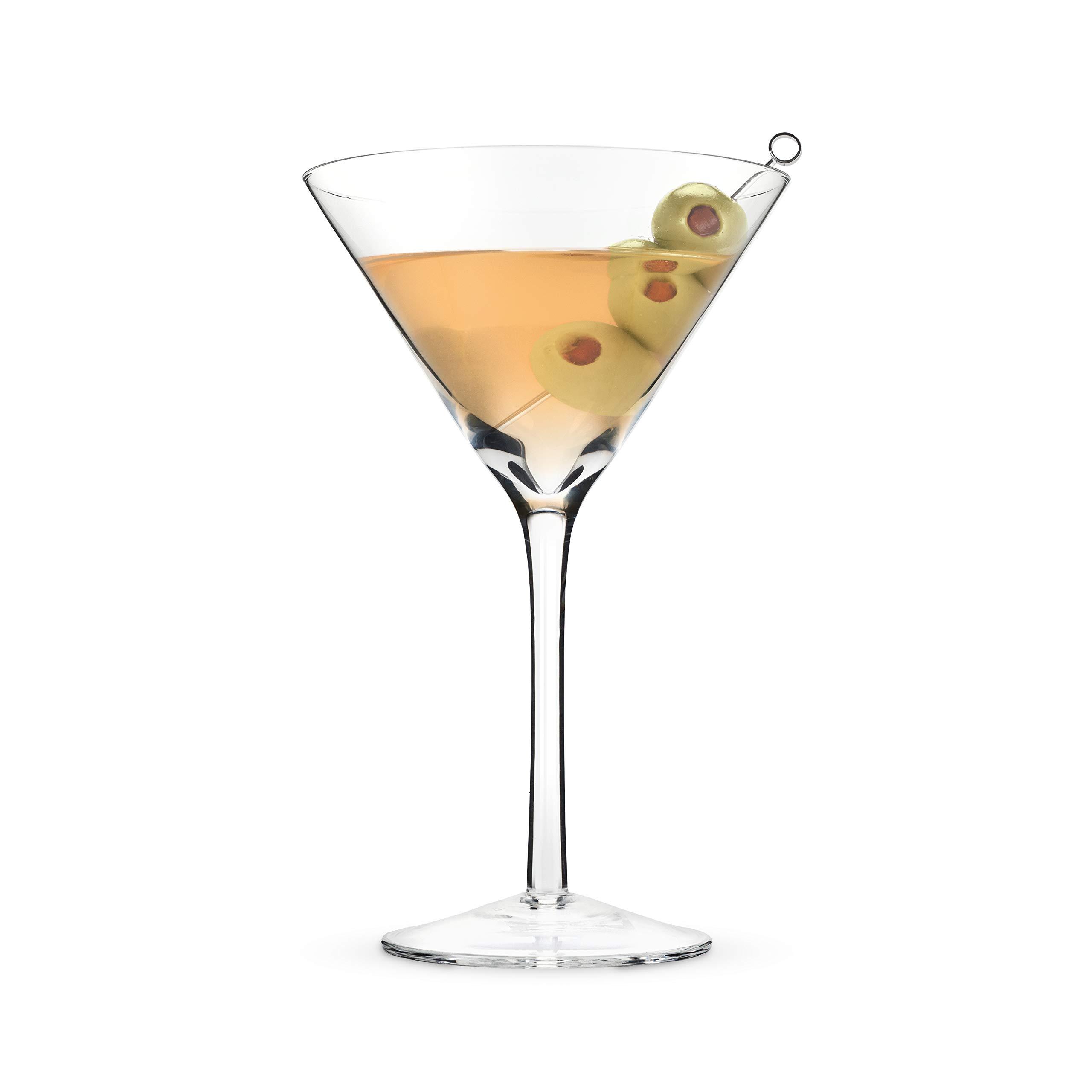 True 2253 Manhattan Martini Glass, Clear