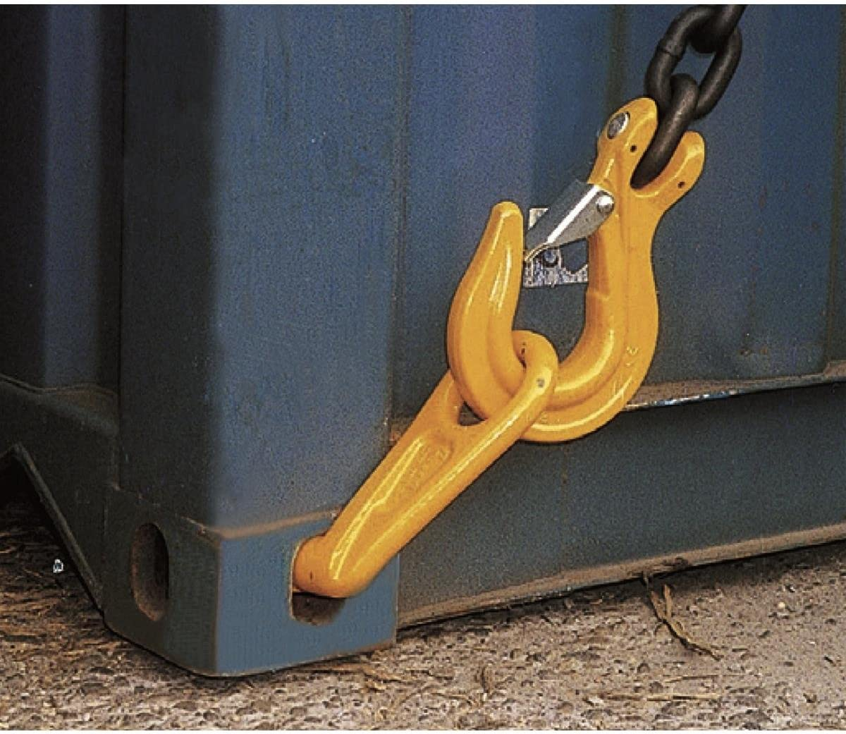 Storage Shipping BA Products Ships in 1 to 2 Business Days G8-179-45RT Right 45 Degree G80 SEA Container Lifting Hook Cargo Moving