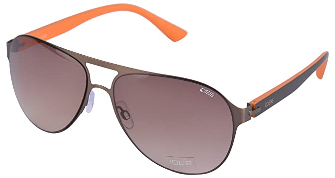 fda880e218d Image Unavailable. Image not available for. Colour  Idee Aviator Unisex  Sunglasses (IDS2131 C4