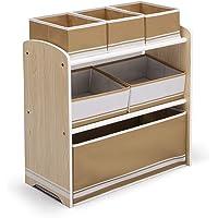 Delta Children Organizador Multi-Bin Generic Toy cama