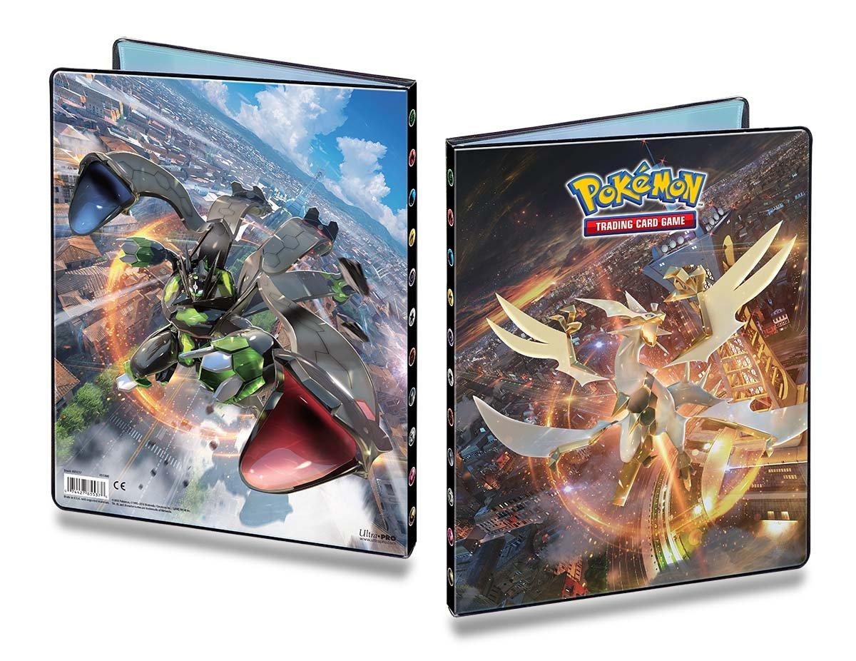 Sun & Moon 6 (SM-6) 9-Pocket Portfolio Pokémon Ultra Pro 85537