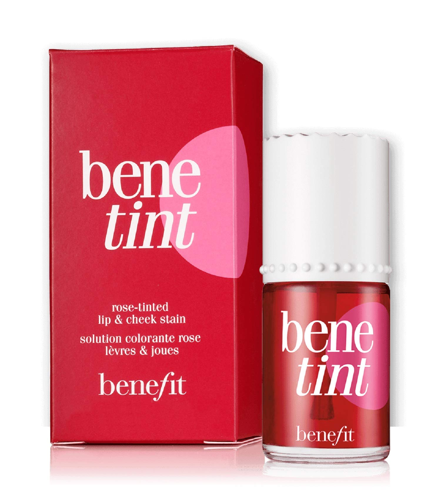 Benefit Cosmetics Benetint Rose Tinted Lip & Cheek Stain, 0.33 Ounce
