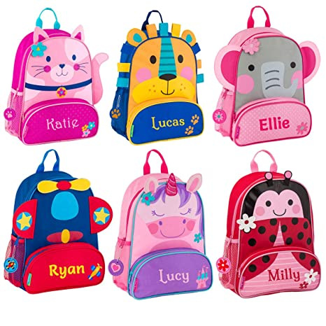 Children's Personalised Stephen Joseph Backpacks