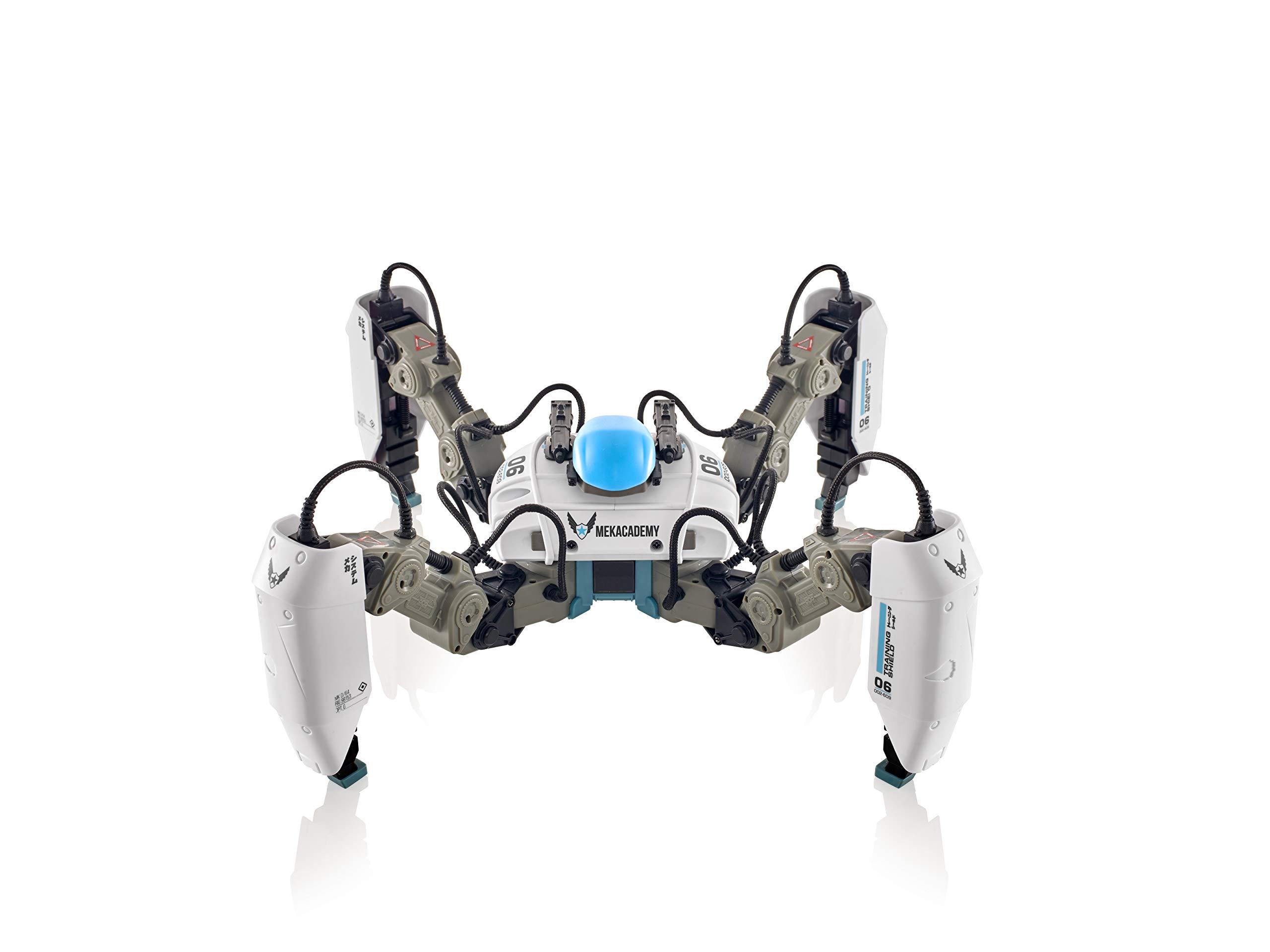 Mekamon Berserker V1 Gaming Robot - US (White) by Mekamon (Image #4)