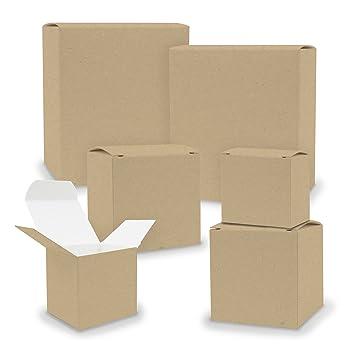 itenga Calendario de Adviento KartonProfis V2 24 x Magnete - Dados variadas marrón Calendario de Adviento Rohlinge Cajas para manualidades: Amazon.es: Hogar