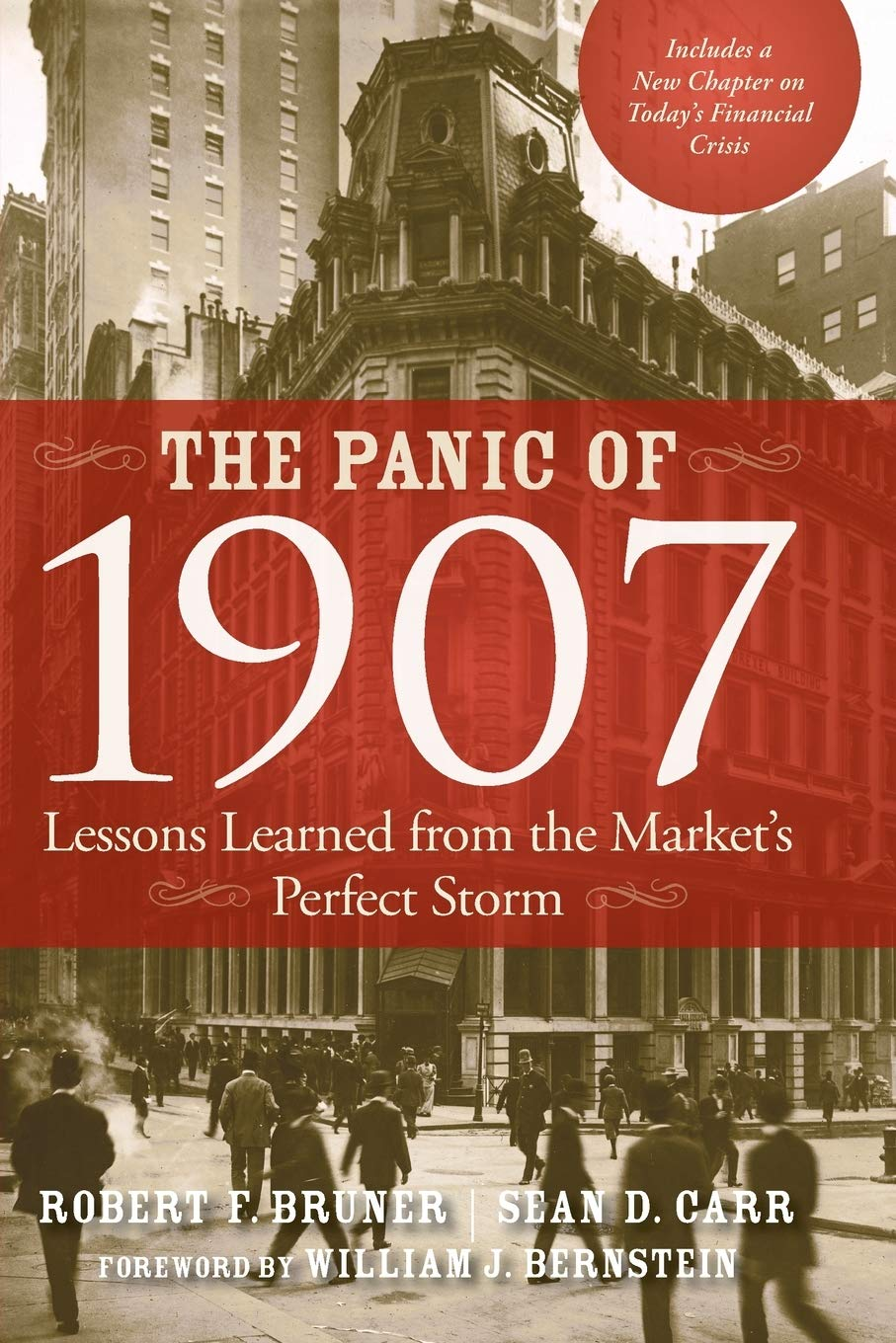 Panic of 1907 P: Lessons Learned from the Markets Perfect Storm: Amazon.es: Bruner: Libros en idiomas extranjeros