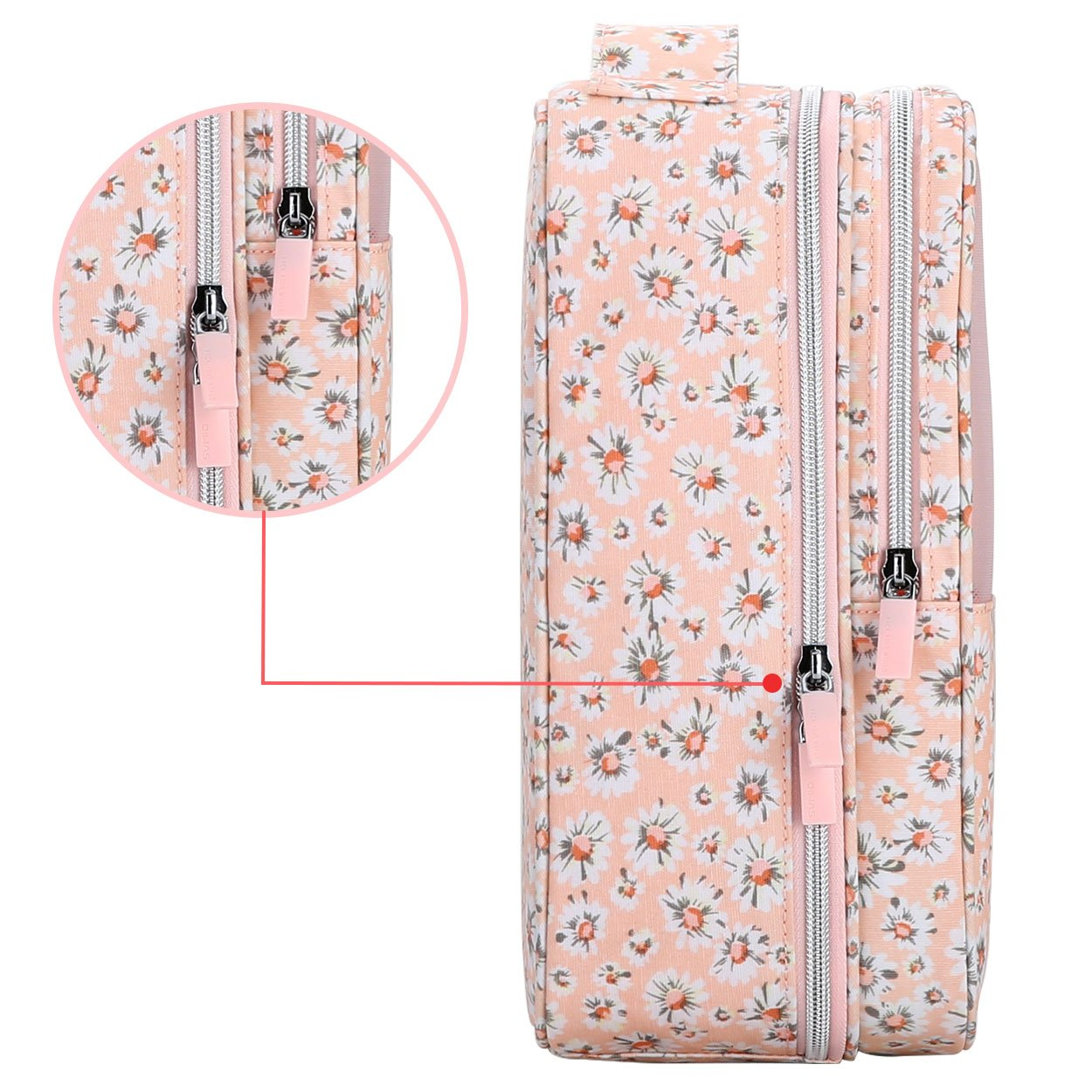 OIWAS Shoe Bag Mesh Packing Cube Portable Luggage Organiser Storage Toiletry Bags Suitcase Compression Pouches for Travel