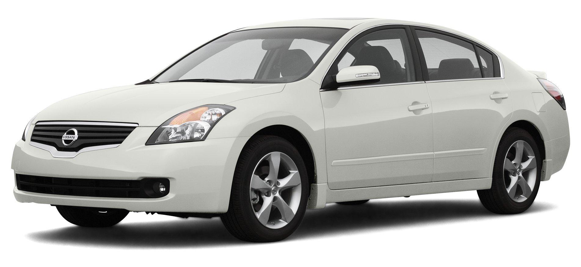 Great ... Wheel Drive, 2008 Nissan Altima 3.5 SL, 4 Door Sedan V6 CVT