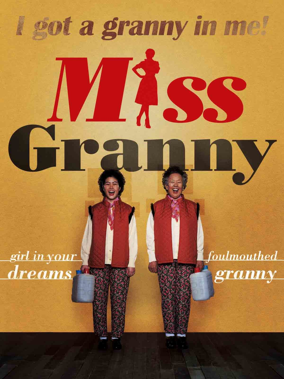 Miss granny korean movie eng sub online