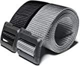 CQR Tactical (2-Pack) Belt Assurance Nylon Webbing
