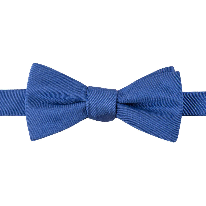 CHAPS boys Classic Solid Bow Tie Necktie