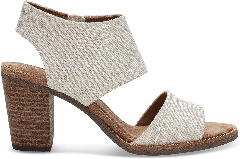TOMS Women's, Majorca Cutout High Heel Sandals