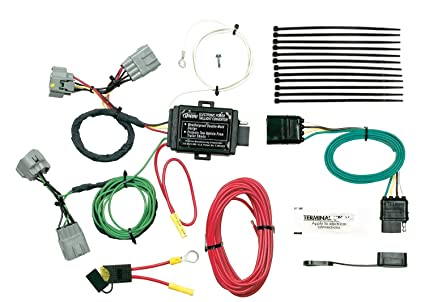 71RoahLkq L._SX425_ amazon com hopkins 42545 plug in simple vehicle wiring kit automotive