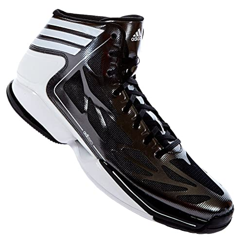 Baloncesto Team Adidas De Cuero Light Ii Crazy Zapatillas 6bfgY7y