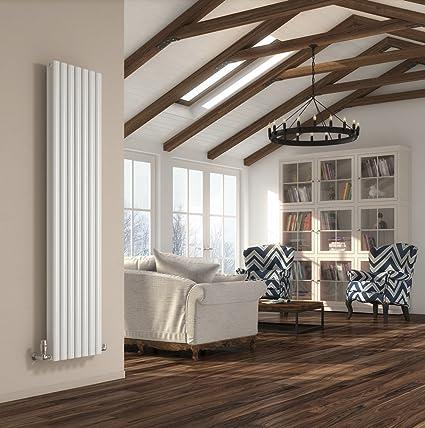 Puro – radiador – blanco Horizontal | vertical | radiadores puro, blanco