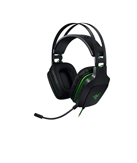 b25e23483e9 Amazon.com: Razer Electra V2 USB: 7.1 Surround Sound - Auto Adjusting  Headband - Detachable Boom Mic with In-Line Controls - Gaming Headset Works  with PC ...