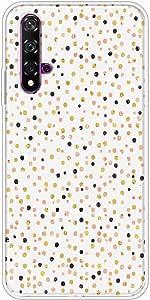 كفر حماية مرن  وشفاف   متوافق مع هواوي نوفا 5  تي  - متعدد الألوان -  بواسطة اوكتيك