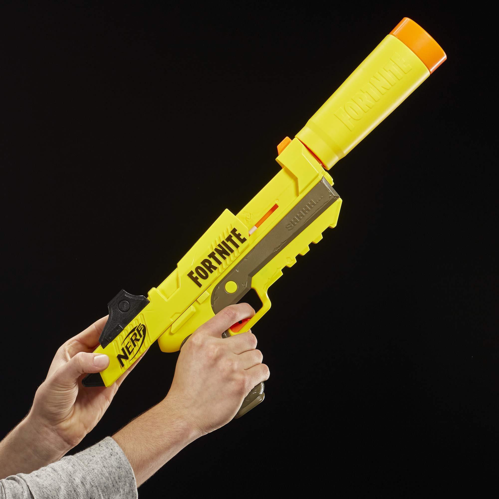 NERF Fortnite Sp-L Elite Dart Blaster - ToyMamaShop