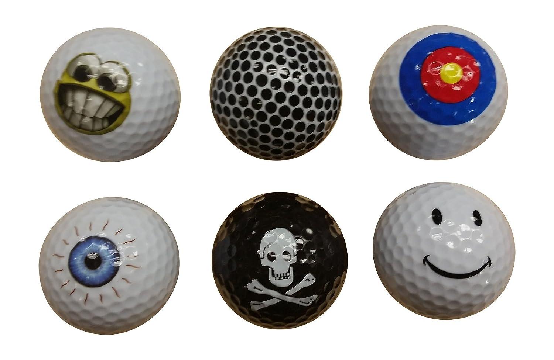 Fun Mixゴルフボール( 6パック) B014B1XVOK
