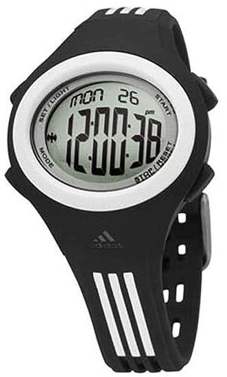Adidas ADM4001 - Reloj para niños de cuarzo, correa de plástico color negro: Amazon.es: Relojes
