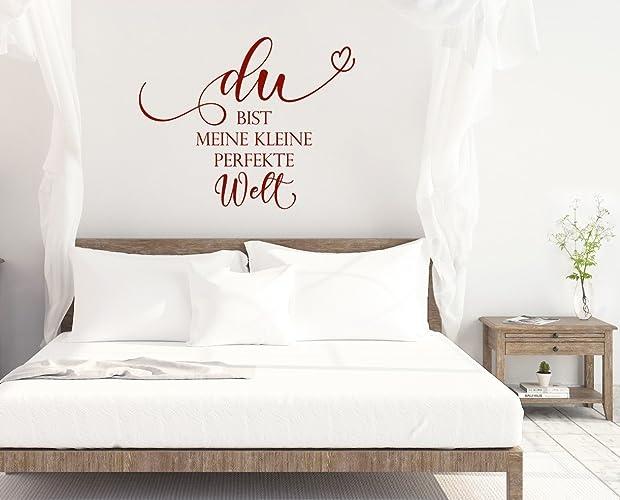 Wandaufkleber-Wandtattoo-Wandsticker - Schlafzimmer \