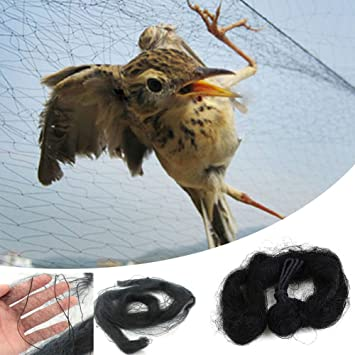 Kicode Garten Verhindern Nylon Anti Vogel Mist Mesh Netz Netting
