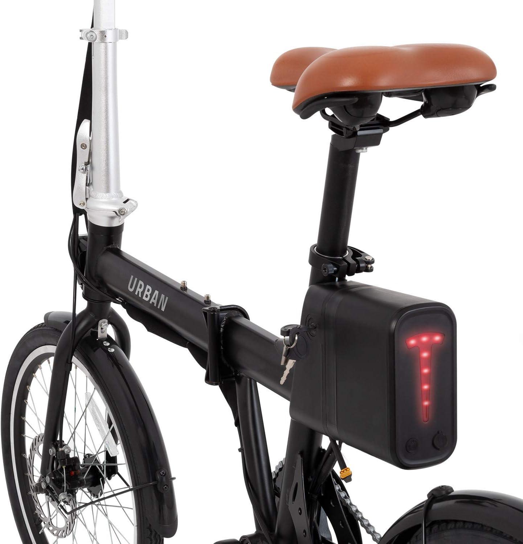 IWATMOTION Bicicleta Eléctrica Urbana EvoRoad ebike 20 50Km 25Km/h: Amazon.es: Deportes y aire libre