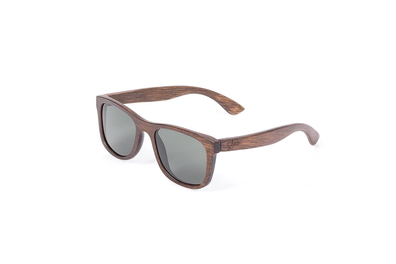 313c7bd7ca7 Kevin Nash Tackle Bamboo Sur-Face Floating Polarized Sunglasses  Grey   Amazon.co.uk  Sports   Outdoors