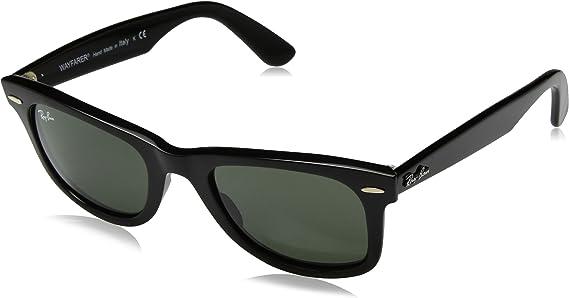 TALLA 54-18-150. Ray-Ban Original Wayfarer Gafas de sol Unisex Adulto