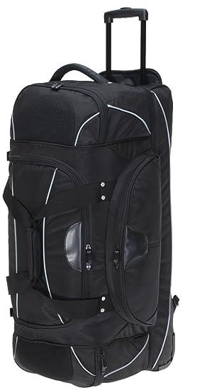 Dermata valise à roulettes business noir qLB44t0zHi