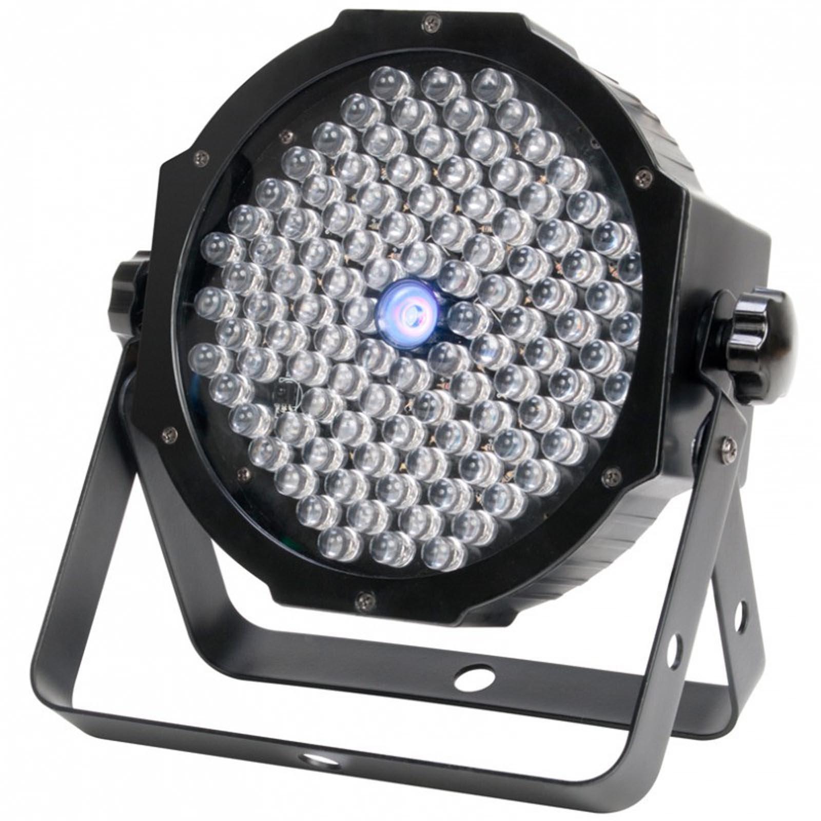 American DJ ADJ Mega Par Profile Plus LED RGB+UV Slim Par Can Wash Effect Light (6 Pack) by ADJ (Image #6)
