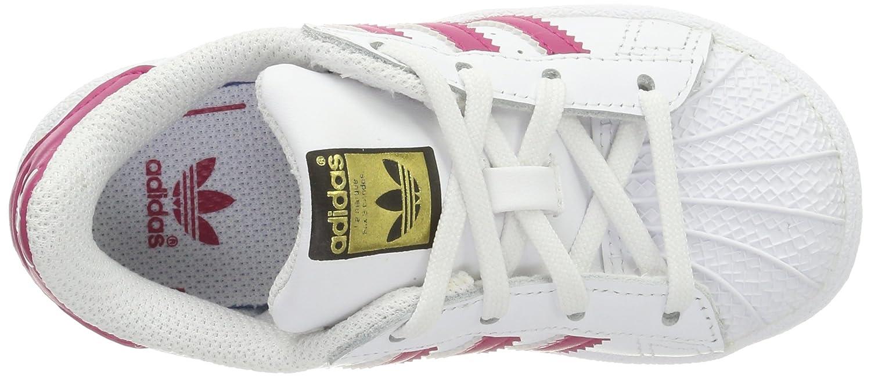 adidas Unisex Baby Superstar Gymnastikschuhe
