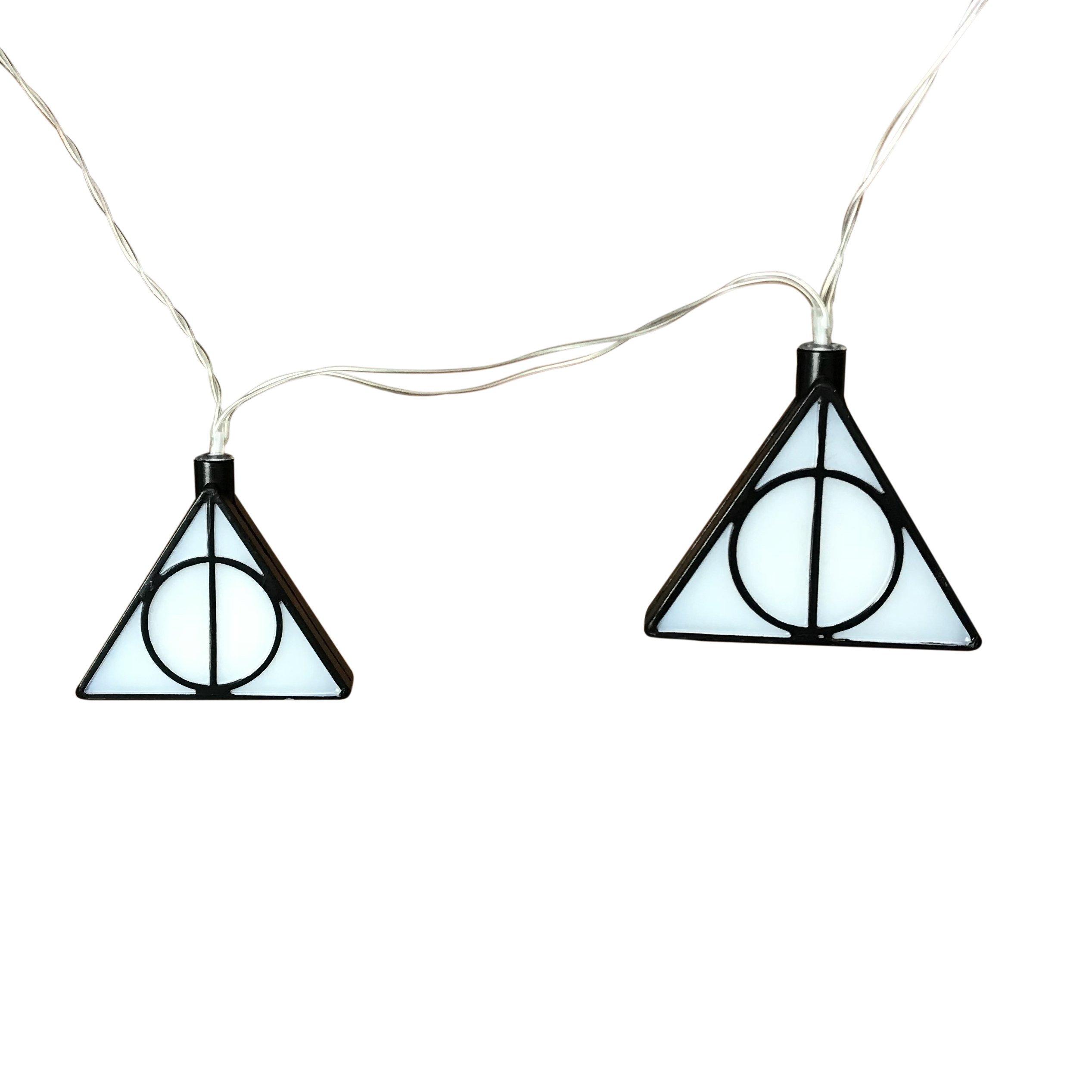 Groovy Uk Deathly Hallows Harry Potter 3D String Lights