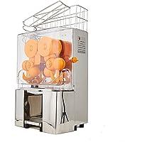 Moracle Juicer Licuadora para Fruta 120W Licuadora Exprimidor Comercial Exprimidor de Naranja Eléctrico 22-30 Oranges Centrifugar Juice Juicer Comercial Juice Licuadora de Zumos Automático