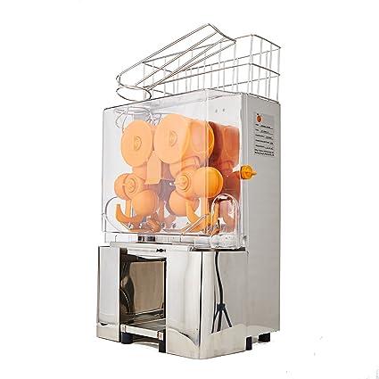 Moracle Juicer Licuadora para Fruta 120W Licuadora Exprimidor Comercial Exprimidor de Naranja Eléctrico 22-30