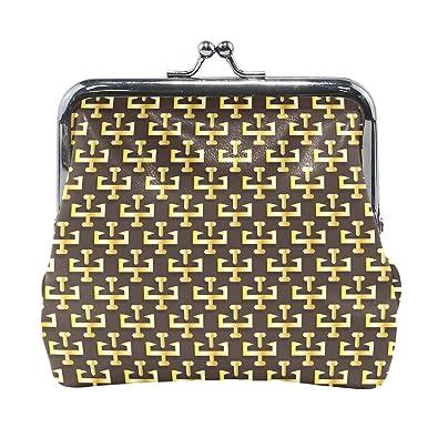 Amazon.com: LALATOP - Monedero para mujer, diseño de llaves ...