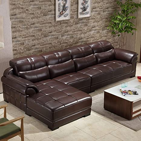 Amazon.com: WSN Corner Sofa,Multifunctional Large Corner ...