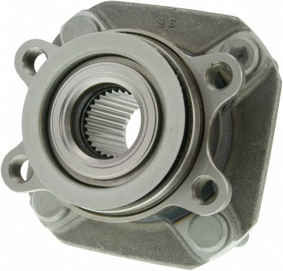 Stirling 2007 For Nissan Sentra S Front Wheel Bearing and Hub Assembly x 2 Note: 4-Wheel ABS 4-Wheel ABS