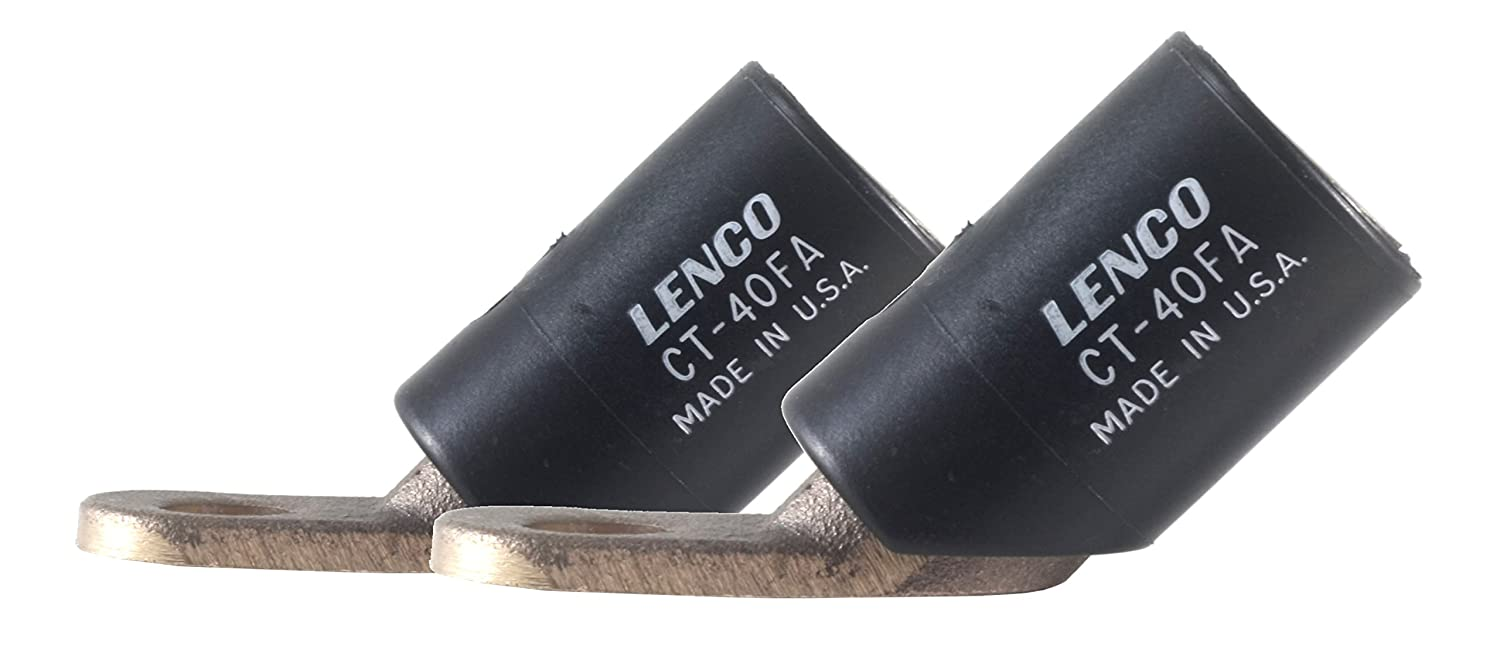 Attaches Welder/´s Stud to LC-40 Cable Connectors Lenco Connector Terminal CT-40FA
