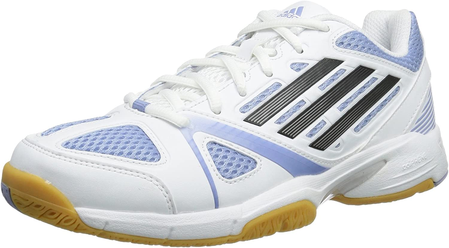 adidas Opticourt Team Light 2 Q21844, Damen Hallenschuhe