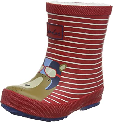 Printed Welly Rain Boots (Toddler