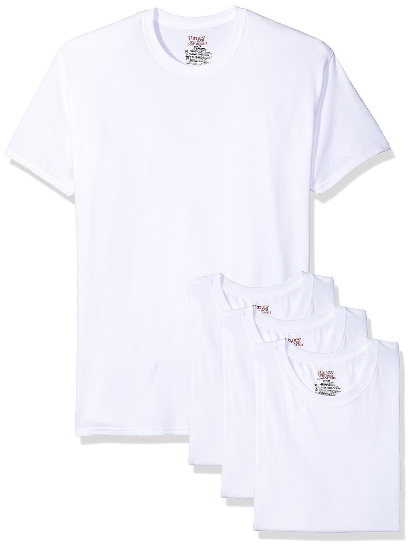 Hanes Ultimate Men's 4-Pack FreshIQ Stretch Crew Hanes Men's Underwear U9T1W4