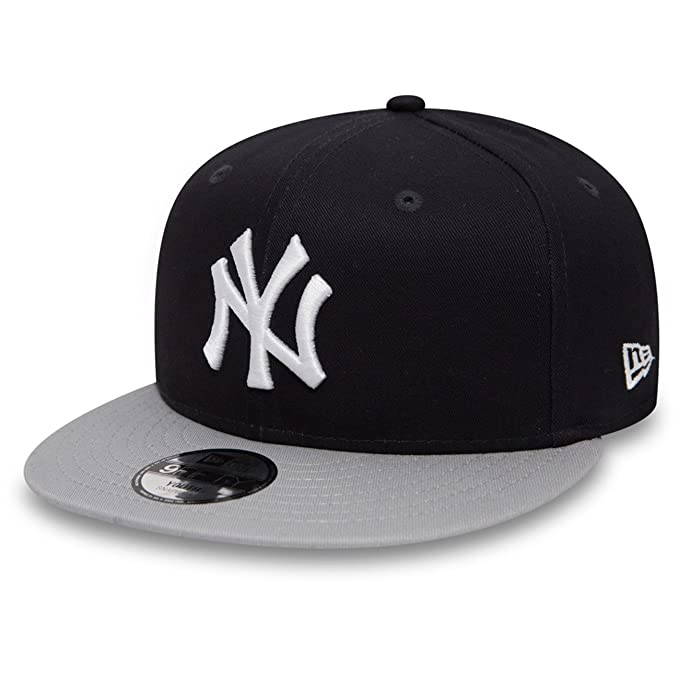 New Era Unisex Gorras / Gorra Snapback Essential NY Yankees 9Fifty azul Youth: Amazon.es: Ropa y accesorios