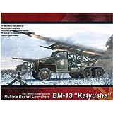 ルビコンモデル 1/56 ソ連 BM-13 カチューシャ プラモデル RB0036