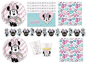 986228cd4e52e Minnie Mouse Party Gem Premium Minnie Disney coordonné décorations ...