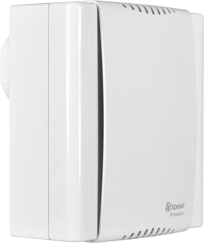 Xpelair DX200T Abluftventilator f/ür Badezimmer//Toilette
