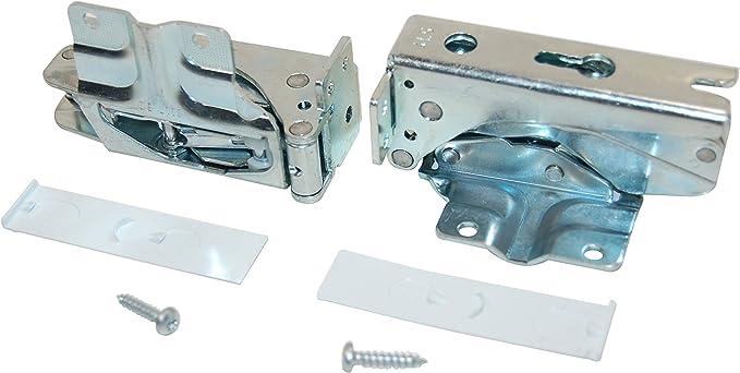 Kit original de bisagras para puerta de congelador/frigorífico ...