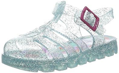 52e2c6c6164c Joules Jelly Shoe, Baby Girls' Walking Sandals, Blue (Aqua Aqua),