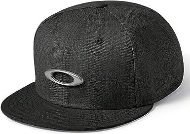 Oakley O de justable Metal Cap Negro Negro Azabache Talla:Talla ...